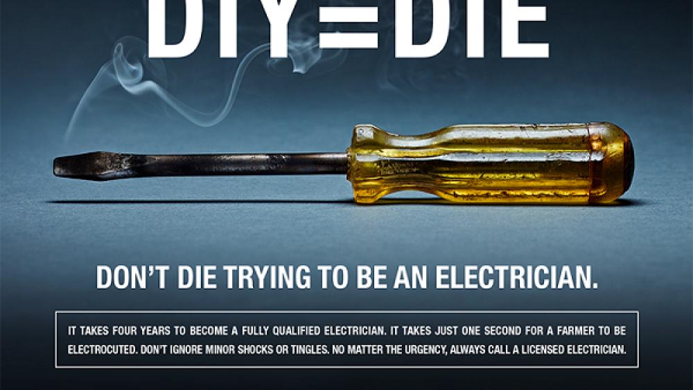 Diy= Die Campaign